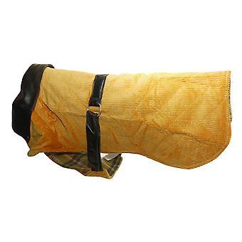Fløjlsbukser & læder frakke Orange 16