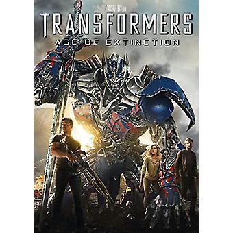 Transformatoren: Alter von vom Aussterben bedroht [DVD] USA import