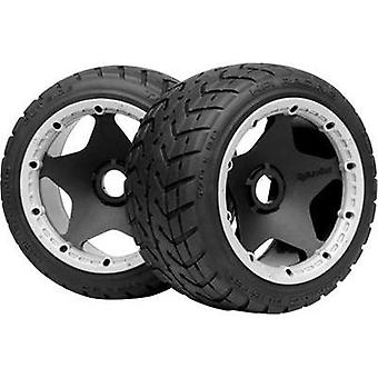 Spare part HPI Racing H4743 Tarmac Buster Rib rear wheels