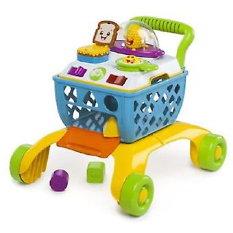 Bright Starts 4 In 1 Shopping Cart (Toys , Educative And Creative , Electronics)