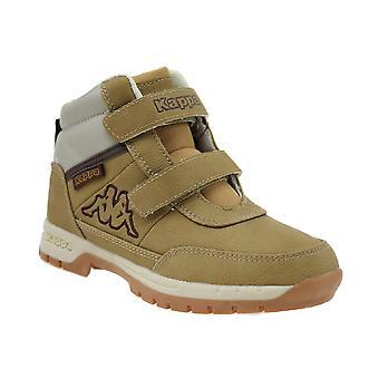 Kappa brillante media piel K K 260329-4143 niños zapatos de trekkings