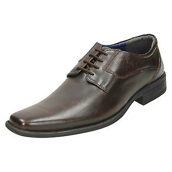 Herre Bruno Donnari Smart snøre sko NN 905