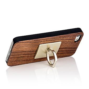 Metal ring stand phone holder - Gold