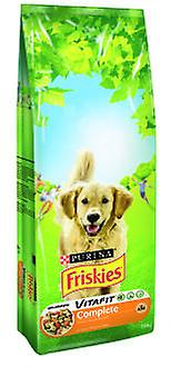 Friskies Complete Chicken (Dogs , Dog Food , Dry Food)