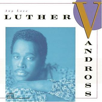 Luther Vandross - import USA Any Love [CD]