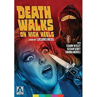 Død gåture på høje hæle [DVD] USA import