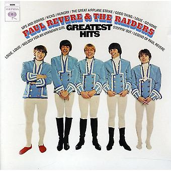 Paul Revere & the Raiders - Greatest Hits [CD] USA import