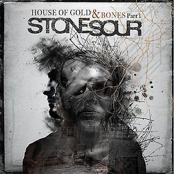 Stone Sour - hus af guld & knogler del 1 [CD] USA importerer
