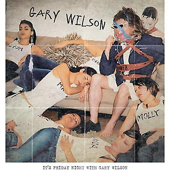 Gary Wilson - Friday Night avec Gary Wilson [Vinyl] USA import