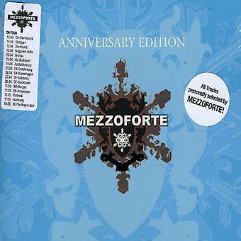 Mezzoforte - Anniversary Edition [CD] USA importerer