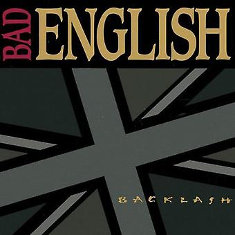 Slechte Engels - terugslag [CD] USA importeren