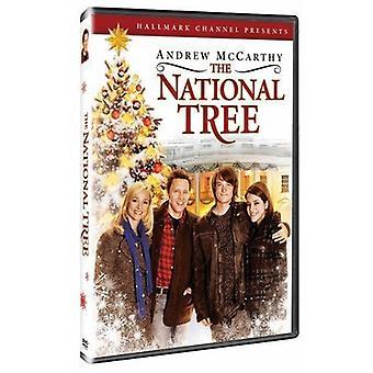 Nationale træ [DVD] USA importerer