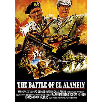 Battle of El Alamein [DVD] USA import