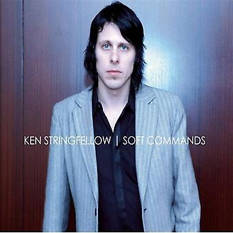 Ken Stringfellow - Soft Commands [CD] USA import