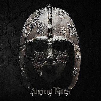 Ældgamle ritualer - Laguz [CD] USA importerer