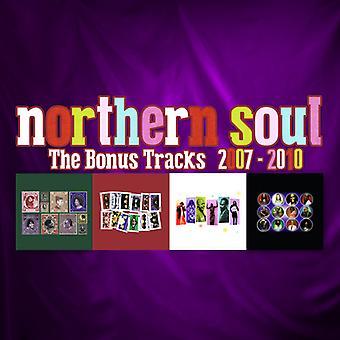 Forskellige kunstner - nordlige sjæl 2007-2010: Bonusnumre [CD] USA import