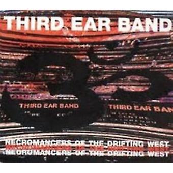 Tredje Ear Band - Necromancers drivende West [CD] USA importen