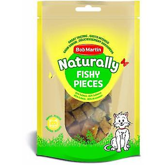 Naturally Fishy Pieces (Cats , Treats , Chewy & Softer Treats )