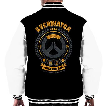 Overwatch Guardian Hero Männer Varsity Jacket