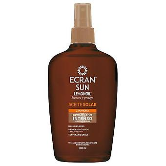Ecran Sun Oil Carrot Spray F-0 (Woman , Cosmetics , Sun Care , Oils)