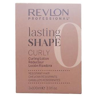 Revlon Lasting Shape Curling Lotion  Resistent Hair 100 ml