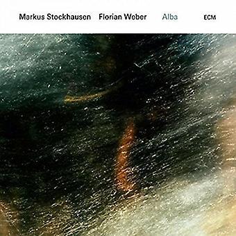 Stockhausen/Weber - Alba [CD] USA import
