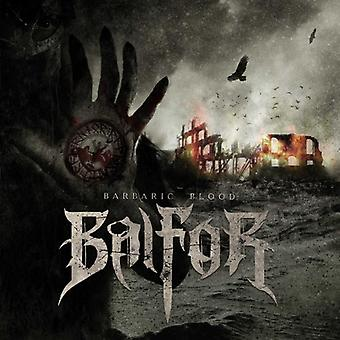 Balfor - barbariske blod [CD] USA importerer
