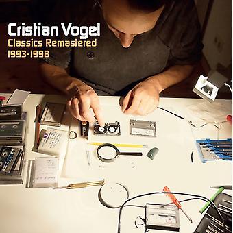 Cristian Vogel - klassikere Remastered (1993-1998) [CD] USA Importer