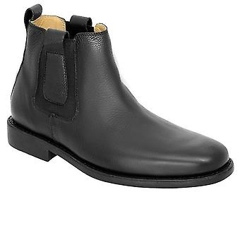 Anatomic & Co Natal Black Casual Ankle Boot