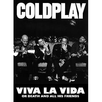 Coldplay Viva Viva La Vida Poster Poster Print by