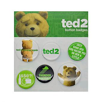 Ted 2 Catchphrase merke Pack