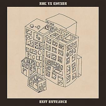 NHK Yx Koyxen - Exit indgang [Vinyl] USA importerer