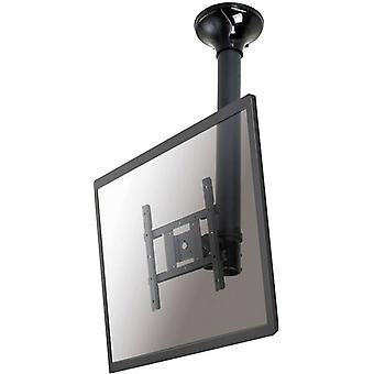 TV ceiling mount 25,4 cm (10) - 101,6 cm (40) Swivelling/tiltable, Swivelling NewStar Products FPMA-C200BLACK