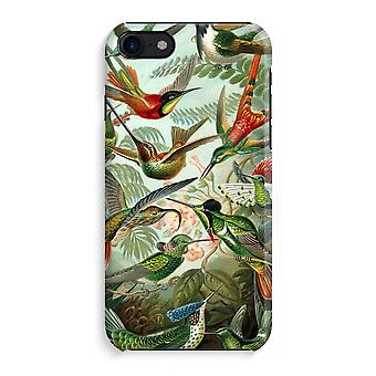 iPhone 7 Full Print Case (Glossy) - Haeckel Trochilidae