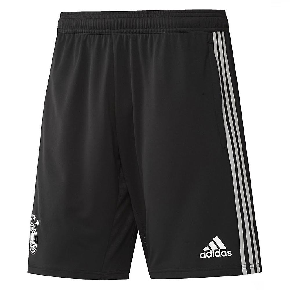2018-2019 Germany Adidas Training Shorts (Black)