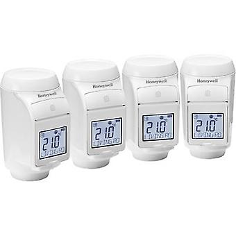 Honeywell Honeywell evohome Smart TRV set 4-piece set