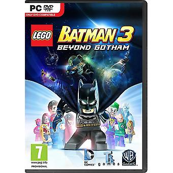 LEGO Batman 3 utover Gotham PC DVD