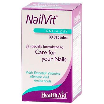 Gezondheid steun NailVit Capsules