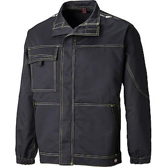 Dickies Mens Lakemont Polycotton Lightweight Workwear Jacket