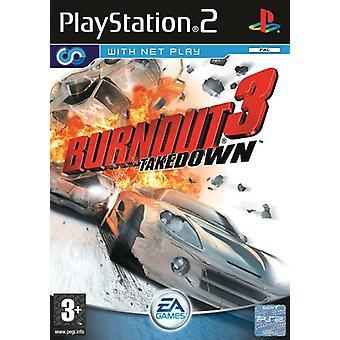 Burnout 3 Takedown (PS2)