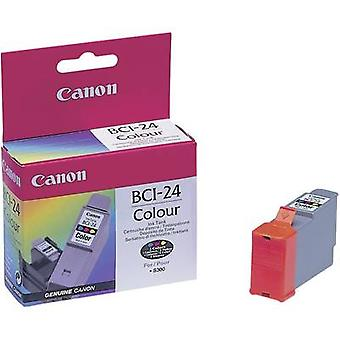Canon Ink BCI-24 Original Cyan, Magenta, Yellow 6882A002