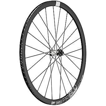 DT Swiss PR 1600 spline DB 32 front wheel 28″ disc brake