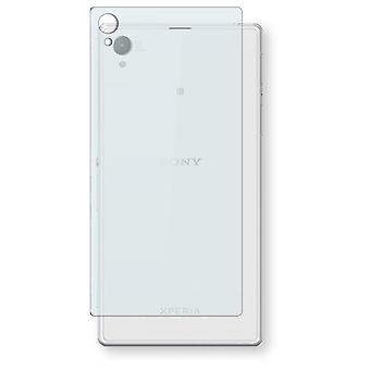 Sony Xperia C6943 back screen protector - Golebo crystal clear protection film