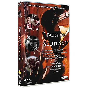 Faces of Scotland DVD