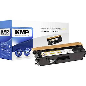 KMP Toner cartridge replaced Brother TN-326C, TN326C Compatible Cyan 3500 pages B-T62