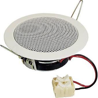 Visaton DL-8 Flush mount speaker 30 W 8 Ω White 1 pc(s)