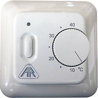 Modo de 24 h termostato Flush mount 5 Arnold Rak interior hasta 45 ° C