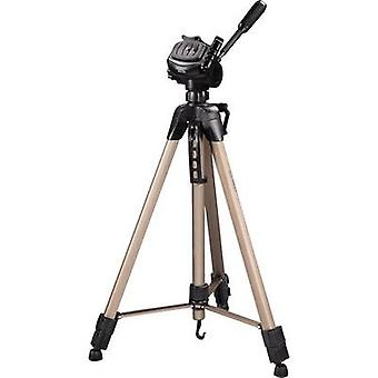 Hama Star 63 Tripod 1/4 ATT.FX.WORKING_HEIGHT=66 - 166 cm Champagne incl. bag, Level