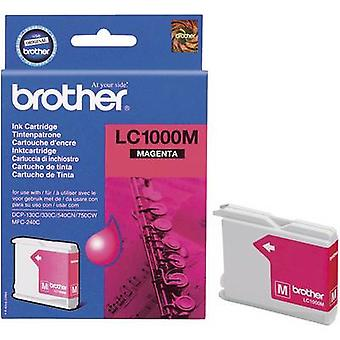 Brother Ink LC-1000M Original Magenta LC1000M