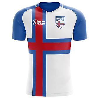 مفهوم الوطن 2018-2019 جزر فارو لكرة القدم قميص